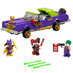lego the joker duistere low rider 70906
