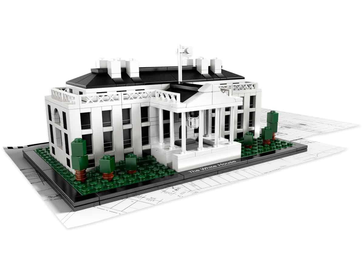 lego the white house 21006