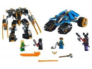 lego thunder raider 71699