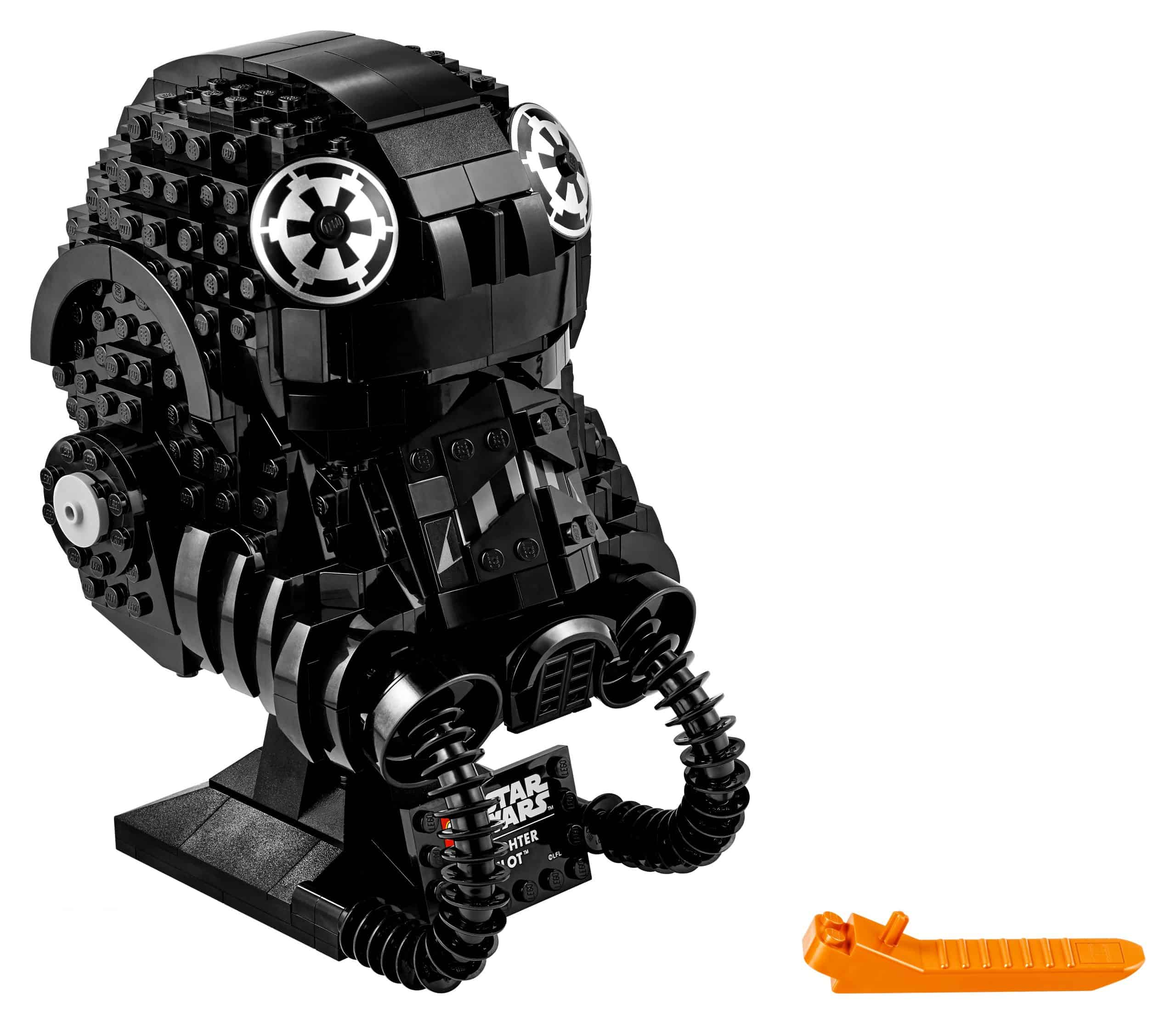 lego tie fighter pilot helm 75274 scaled