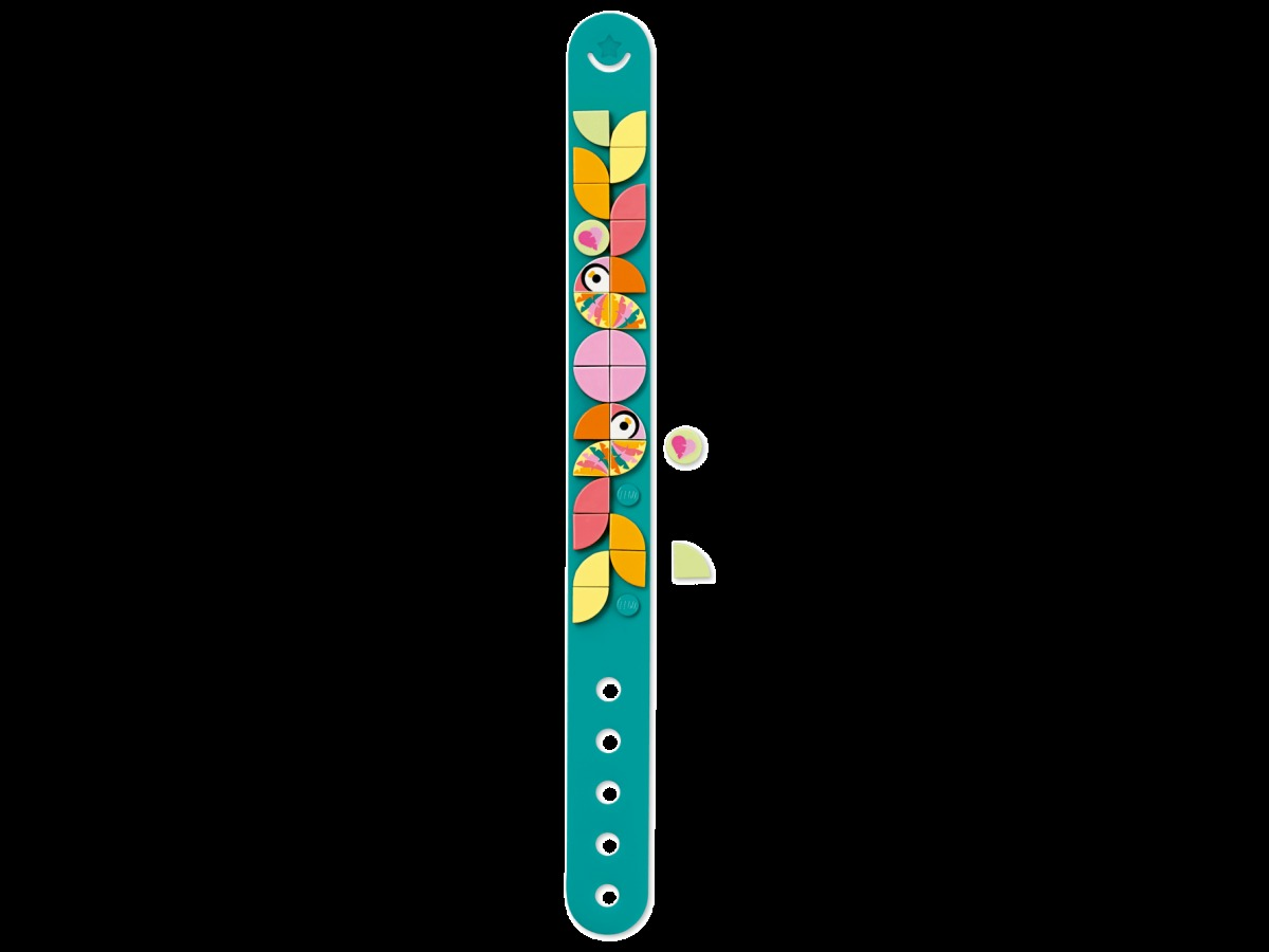 lego tortelduifjes armband 41912