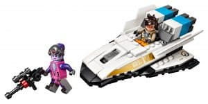 lego tracer vs widowmaker 75970