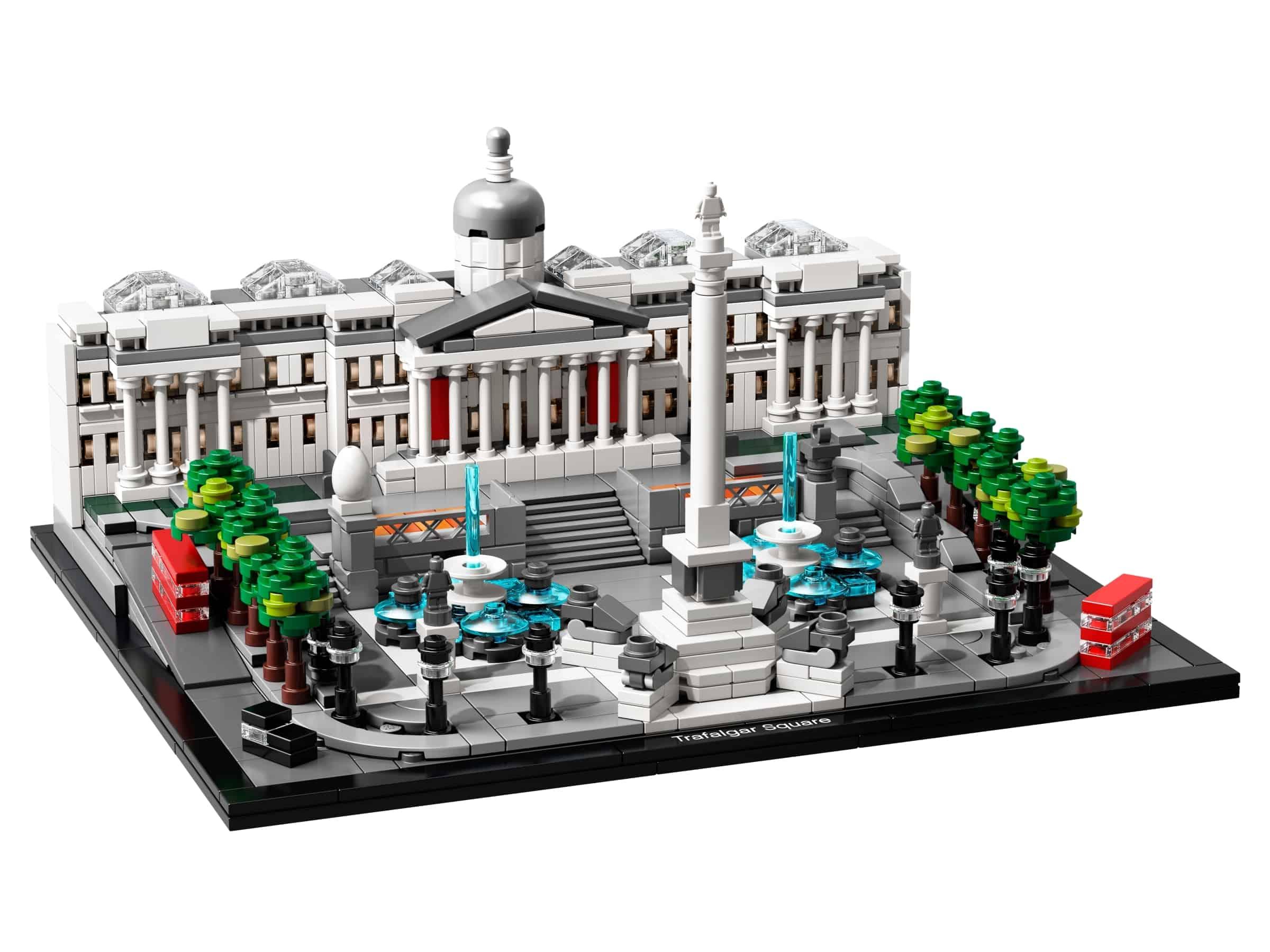 lego trafalgar square 21045
