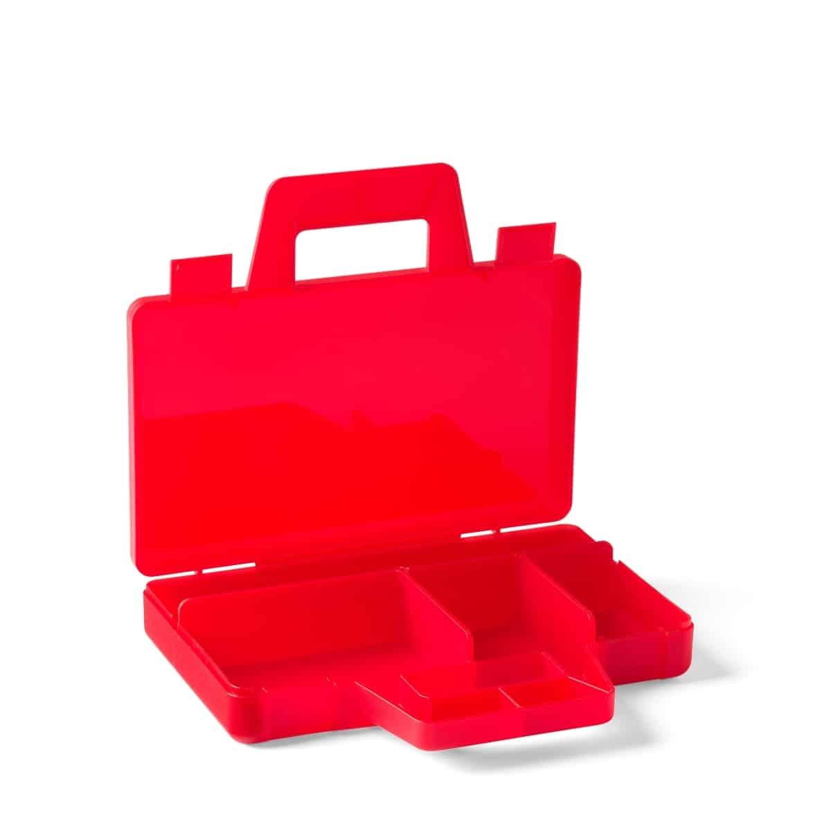 lego transparante rode sorteerdoos 5005769