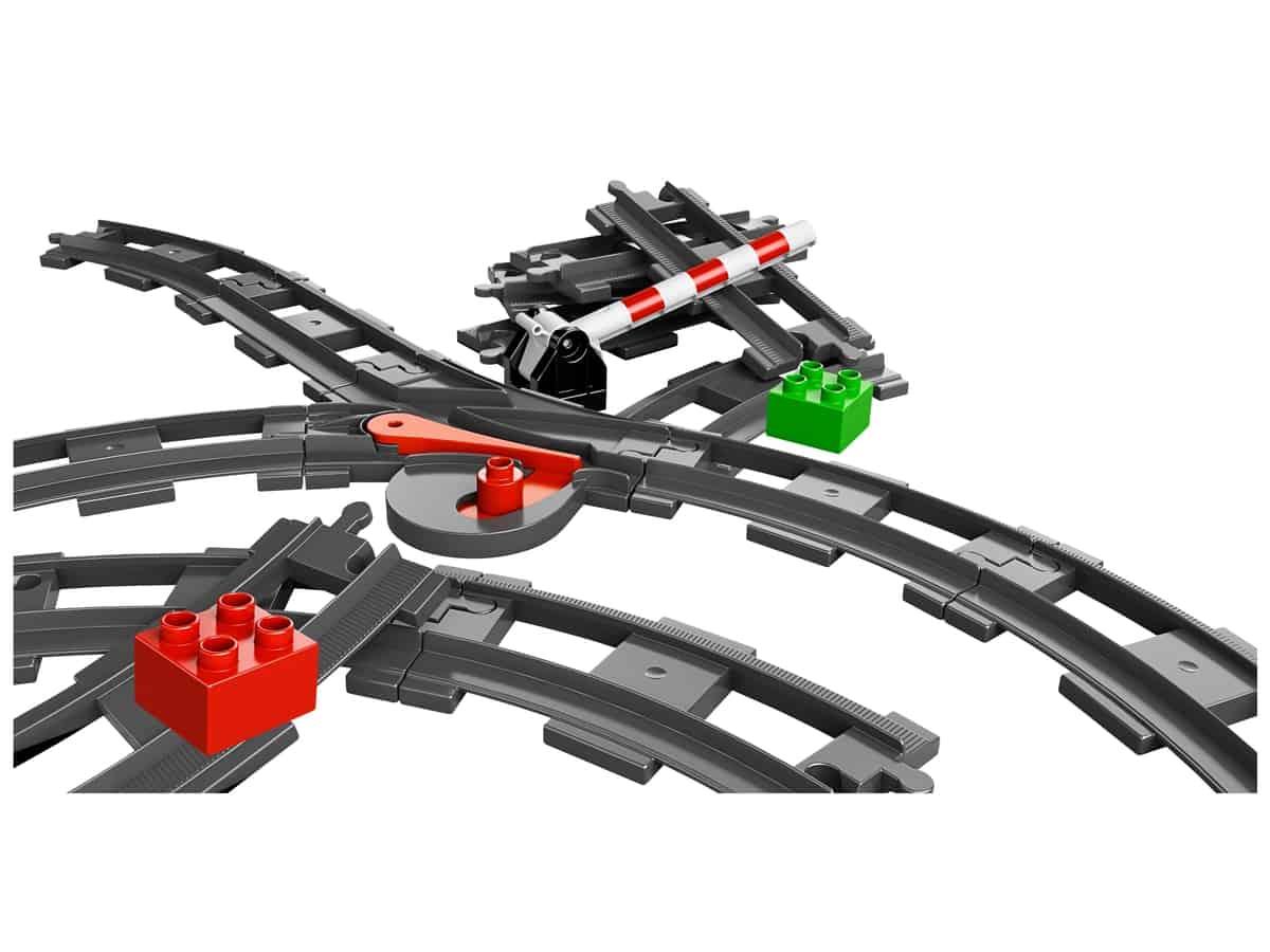 lego trein accessoires set 10506