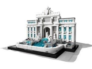 lego trevi fontein 21020