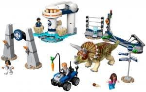 lego triceratopschaos 75937