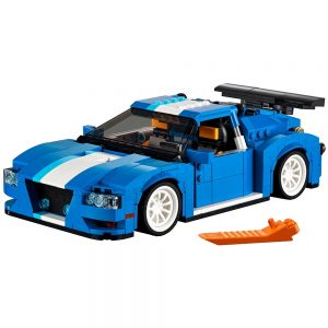 lego turbo baanracer 31070