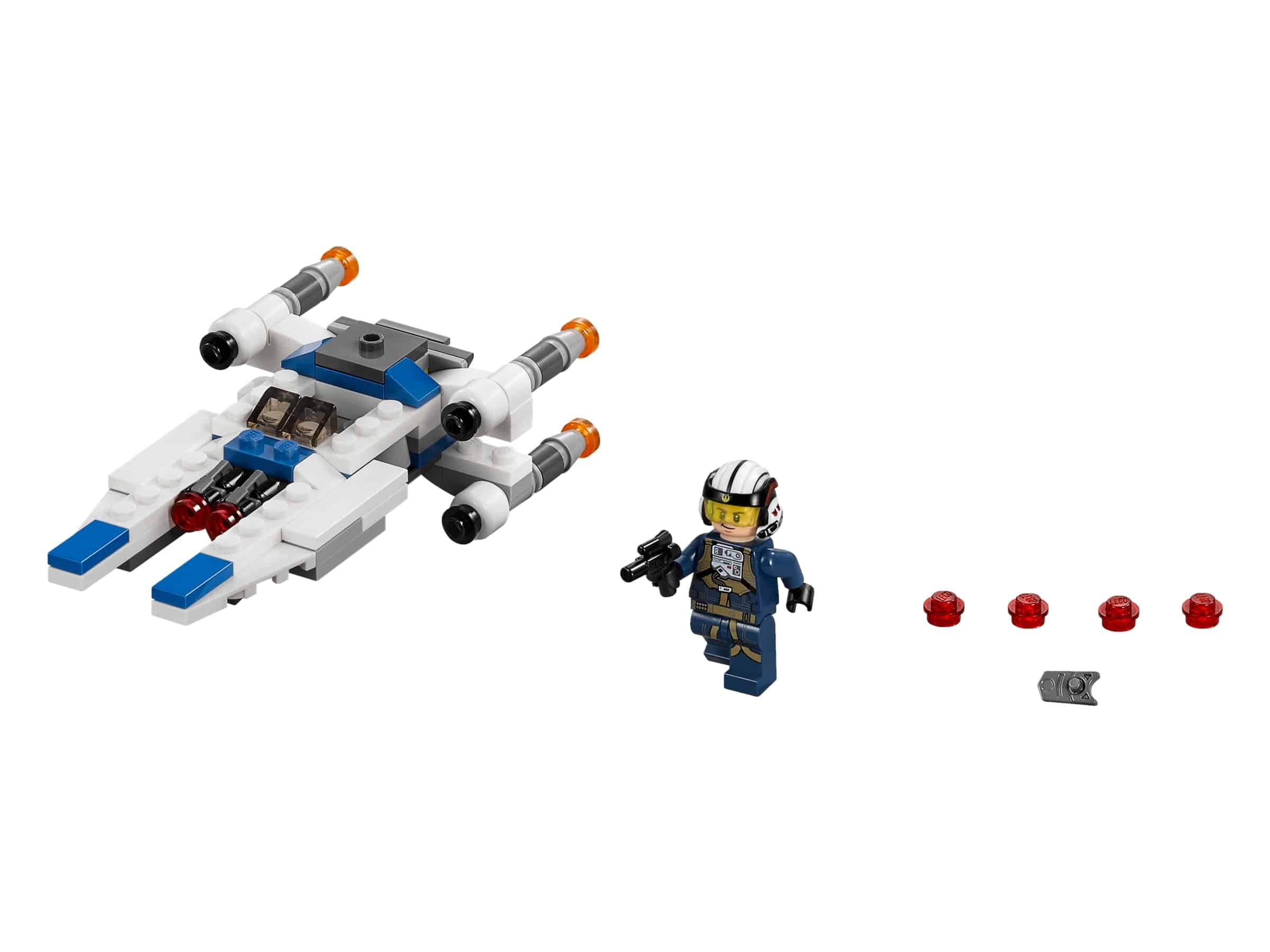 lego u wing microfighter 75160