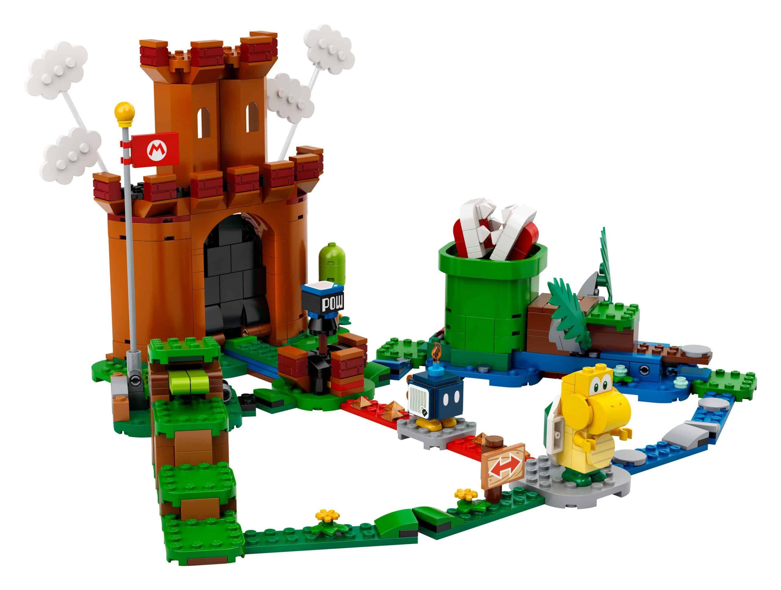 lego uitbreidingsset bewaakte vesting 71362 scaled