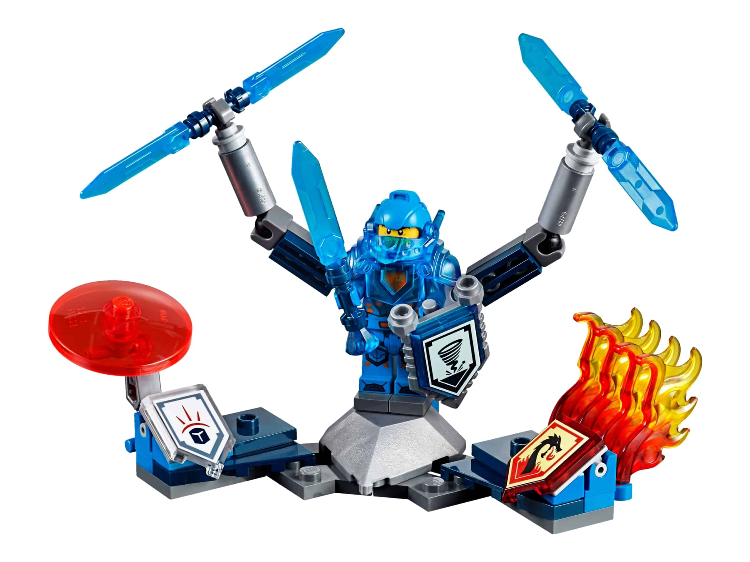 lego ultimate clay 70330