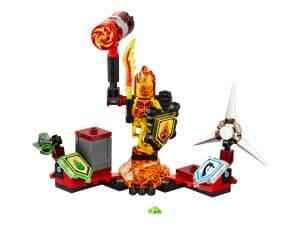 lego ultimate flama 70339