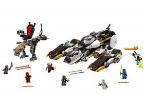 lego ultra stealth raider 70595