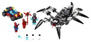 lego venom crawler 76163