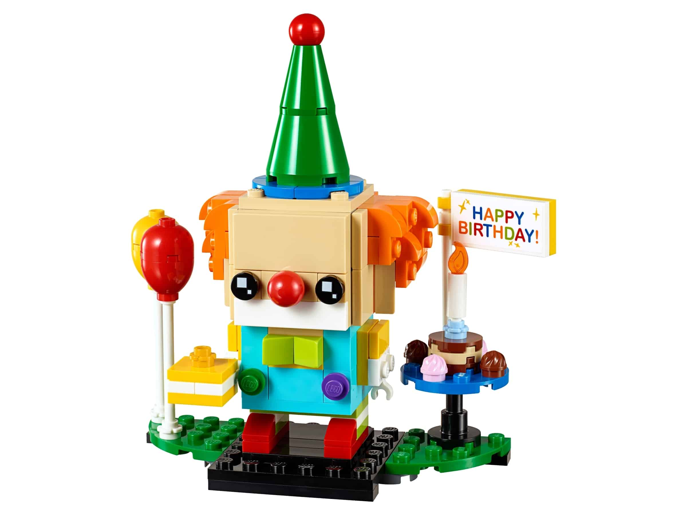 lego verjaardagsclown 40348