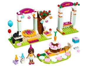 lego verjaardagsfeest 41110