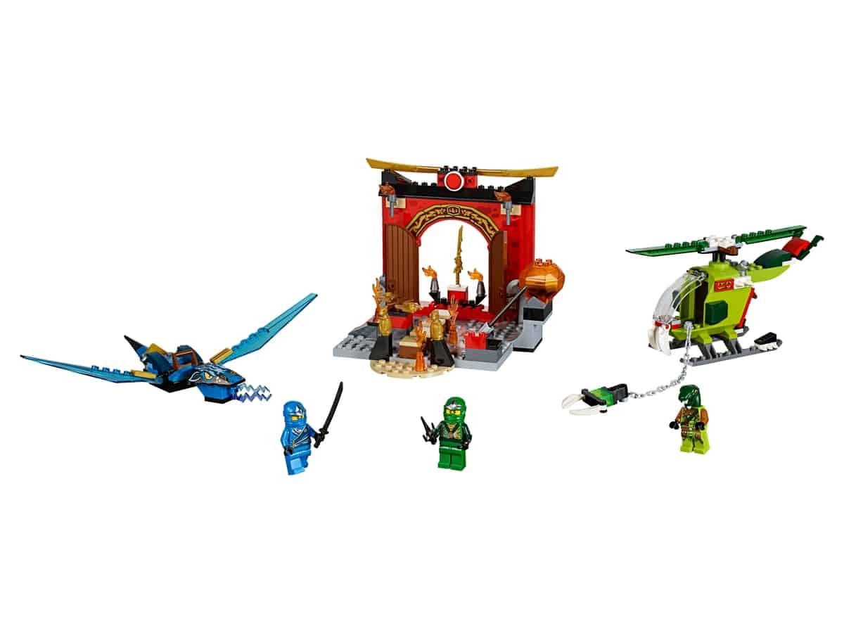 lego verloren tempel 10725