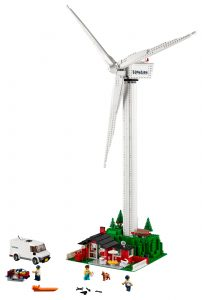 lego vestas windmolen 10268