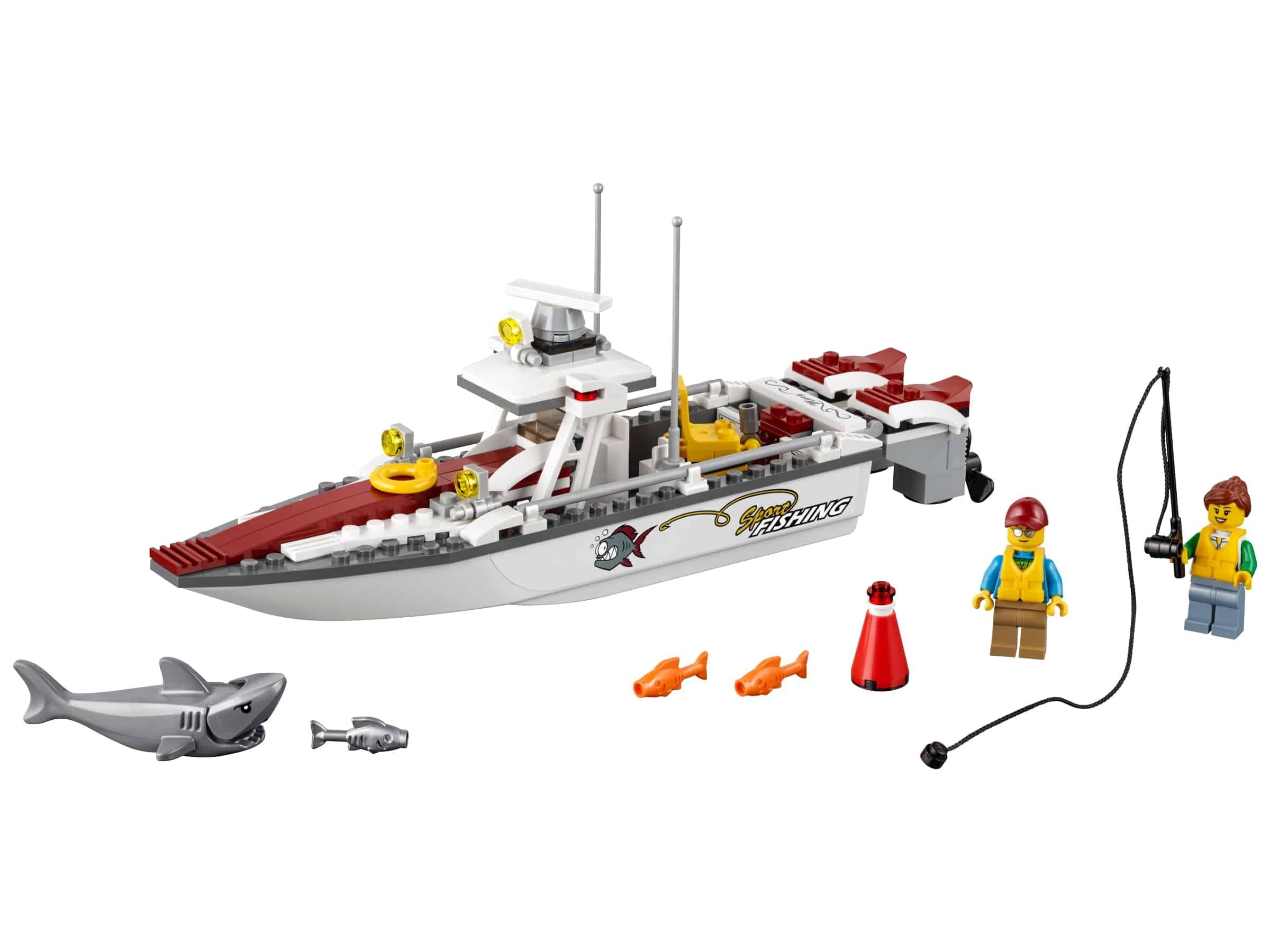 lego vissersboot 60147