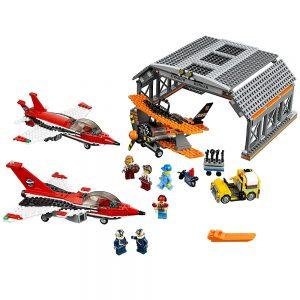 lego vliegveld luchtvaartshow 60103