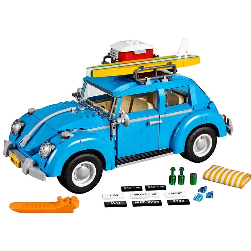 lego volkswagen kever 10252