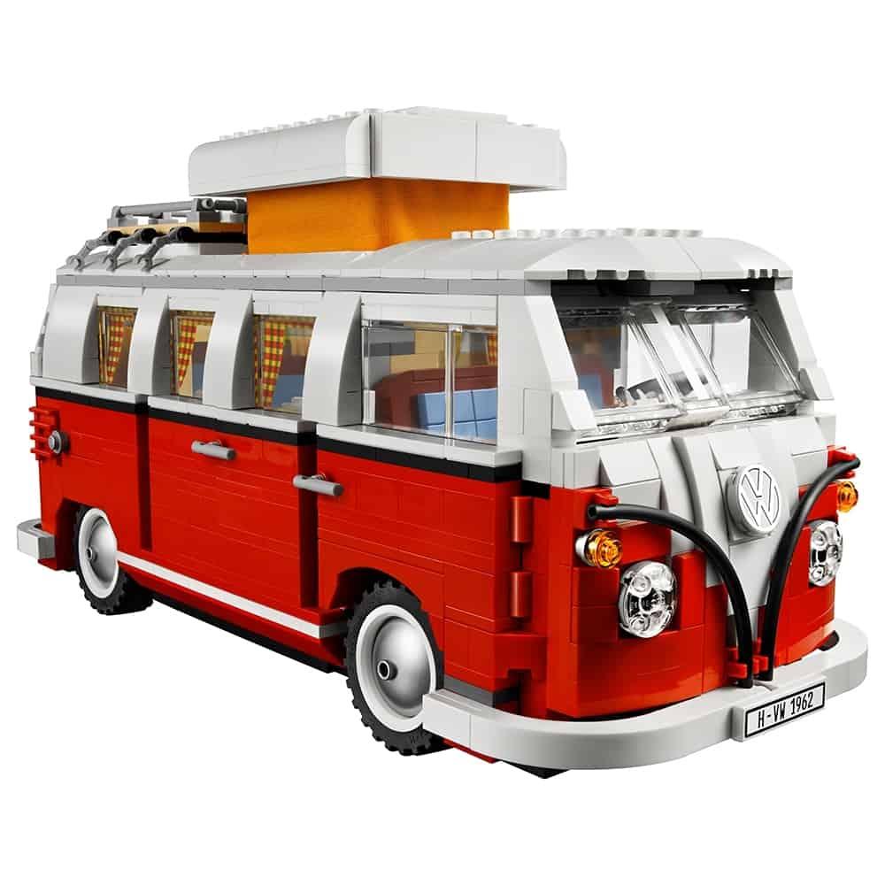 lego volkswagen t1 kampeerbus 10220