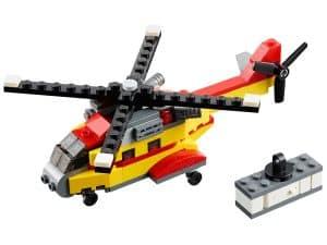 lego vrachthelikopter 31029