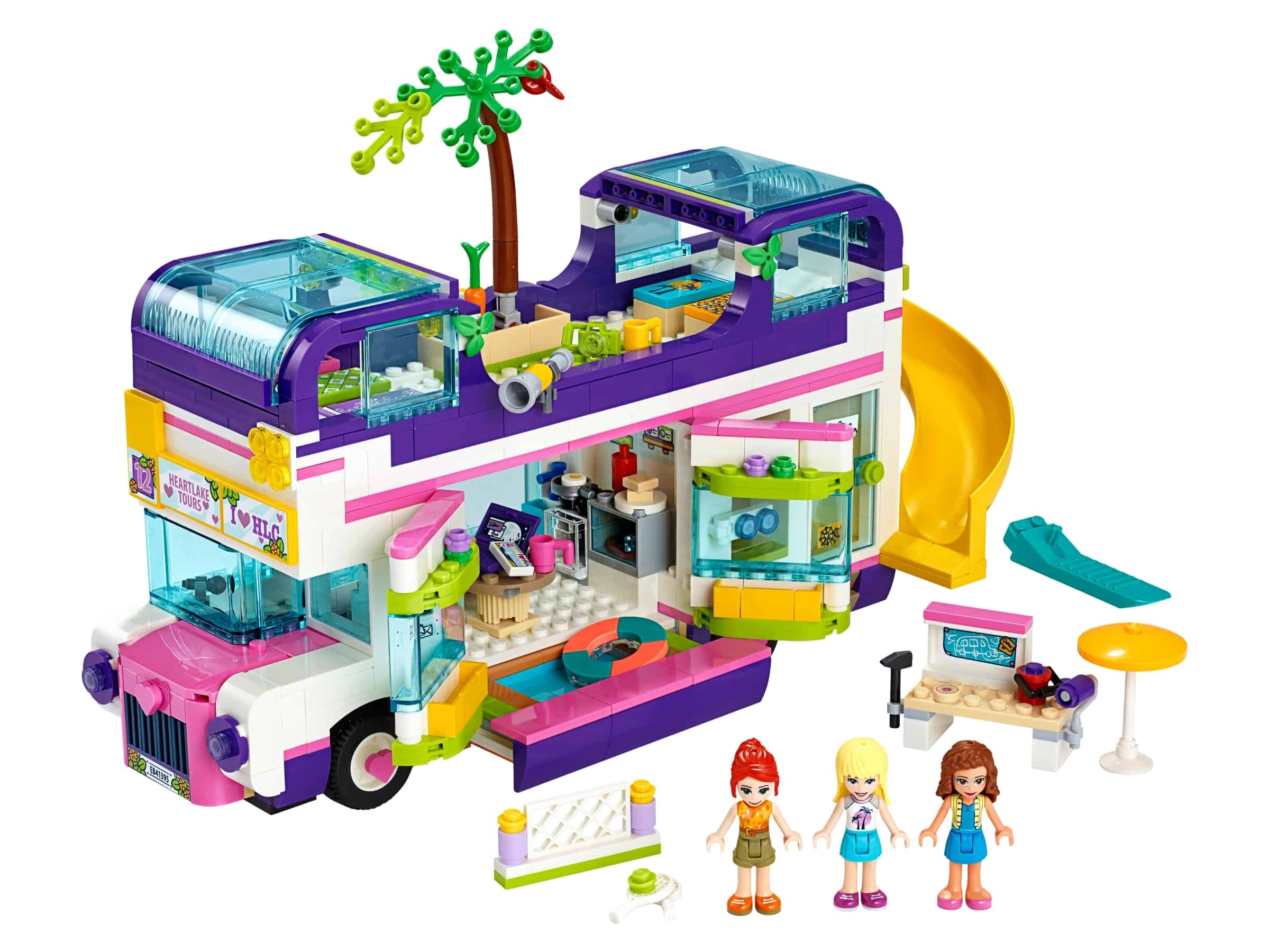 lego vriendschapsbus 41395