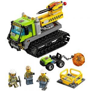lego vulkaan crawler 60122