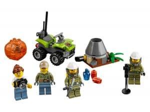 lego vulkaan starterset 60120