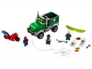 lego vultures vrachtwagenoverval 76147