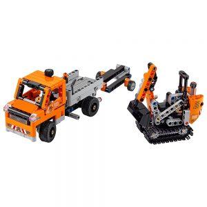 lego wegenbouwploeg 42060