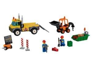 lego wegenbouwtruck 10683