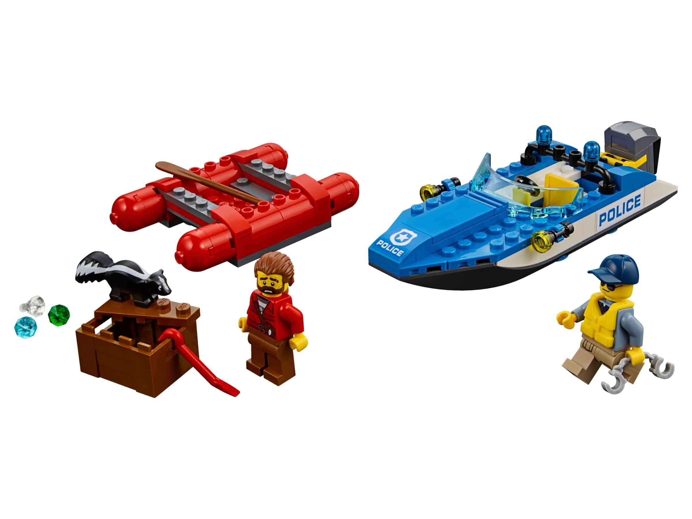 lego wilde rivierontsnapping 60176