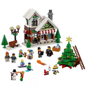 lego winter speelgoedwinkel 10249