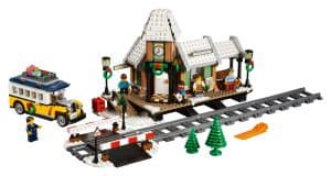 lego winterdorp station 10259