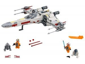 lego x wing starfighter 75218