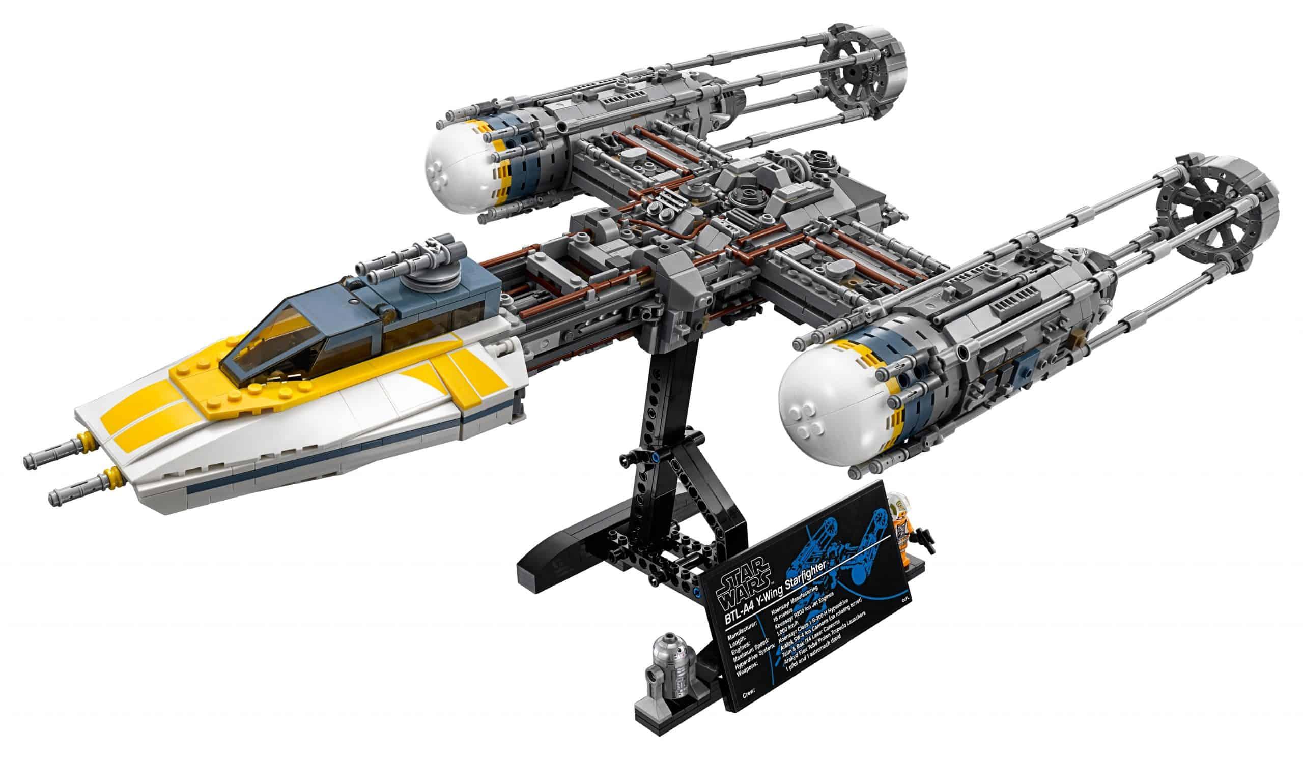 lego y wing starfighter 75181 scaled