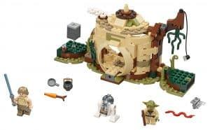 lego yodas hut 75208
