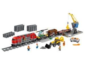 lego zware goederen vrachttrein 60098