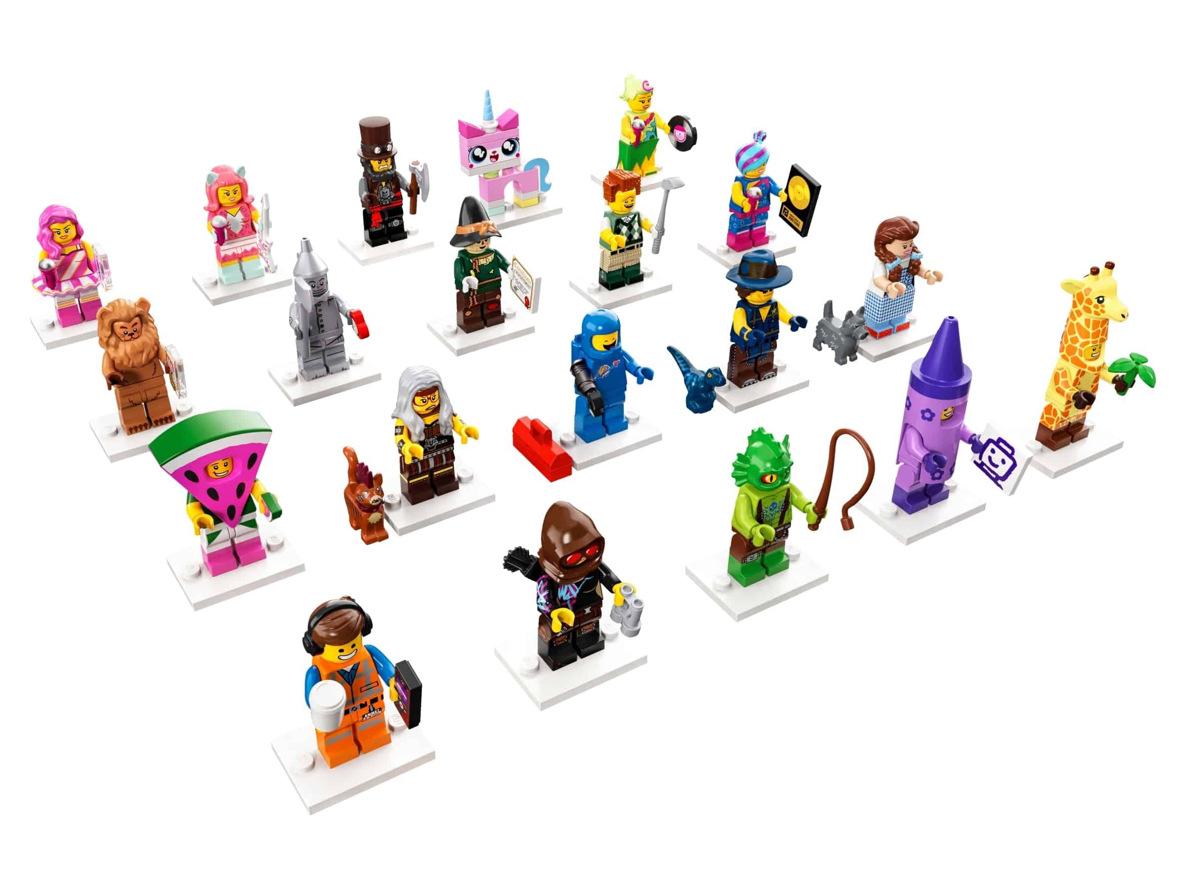 the lego movie 2 71023