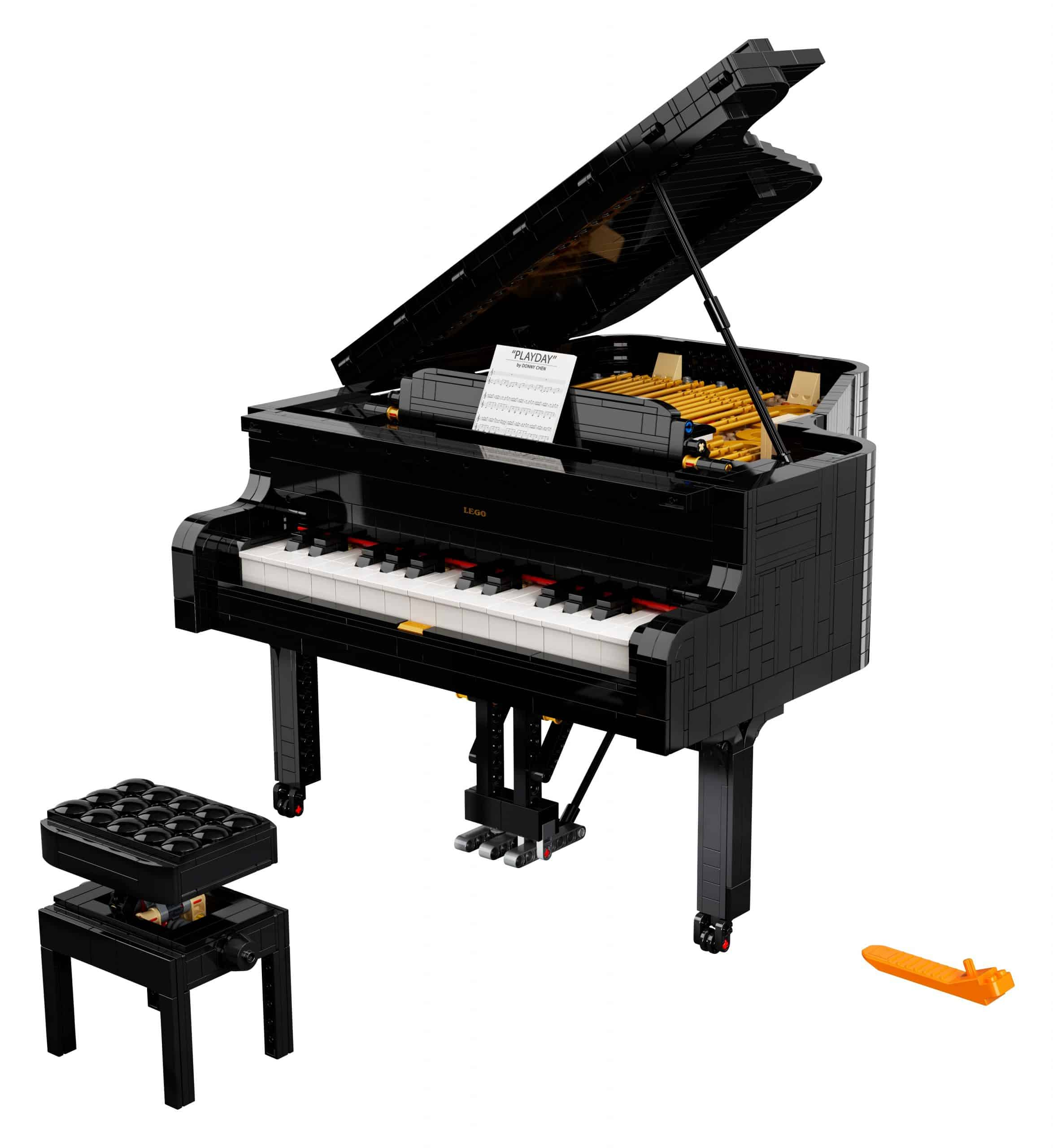 LEGO Grand Piano 21323