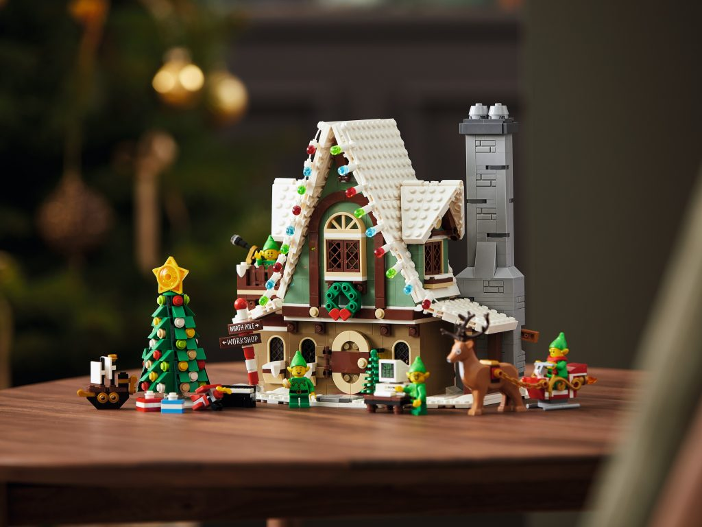 LEGO 10275 Elf Club House sfeerfoto