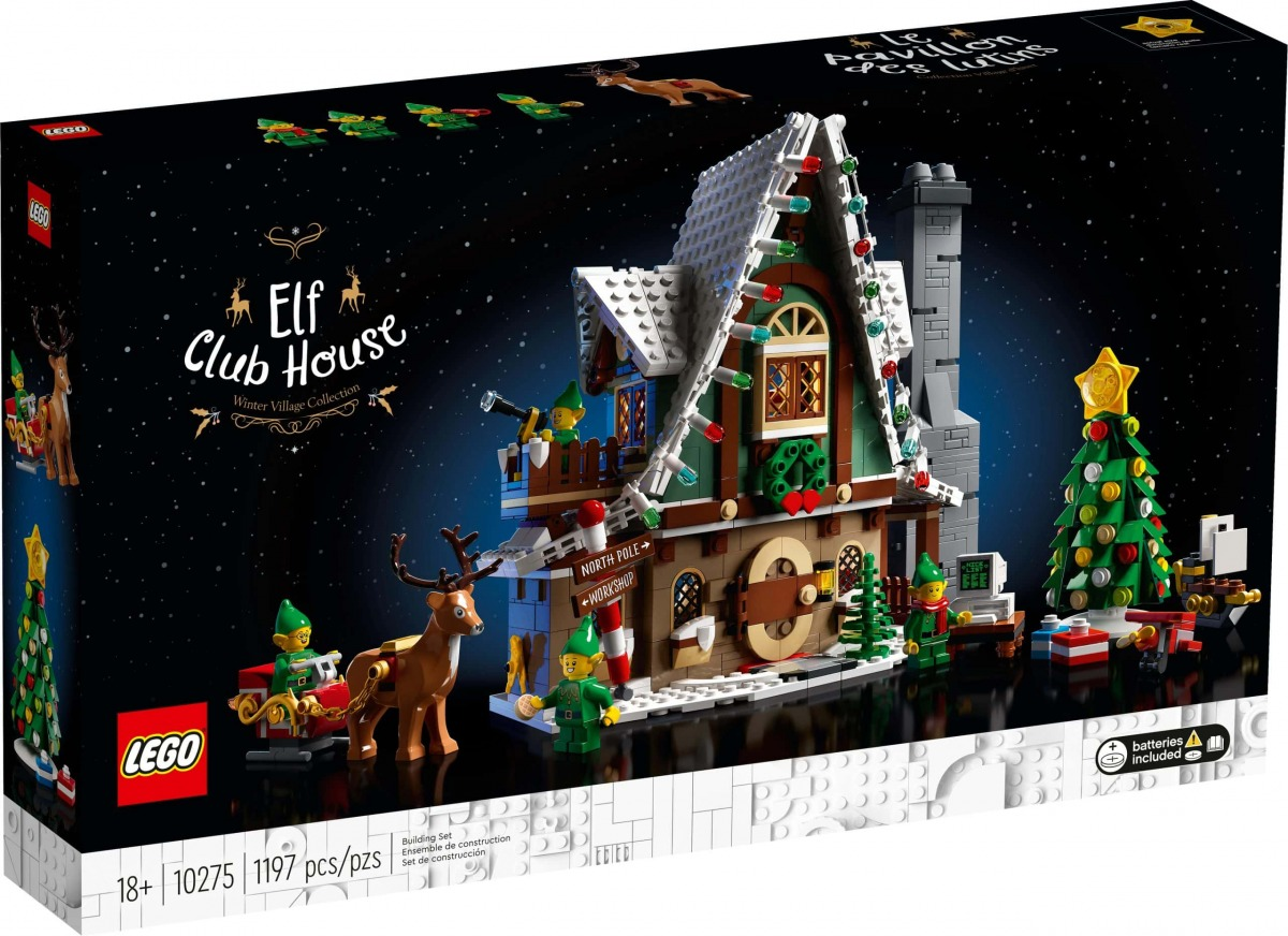LEGO 10275 Elf Club House