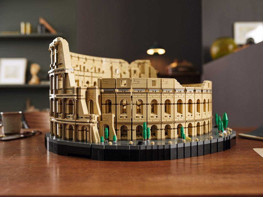LEGO 10276 Roman Colosseum - 2