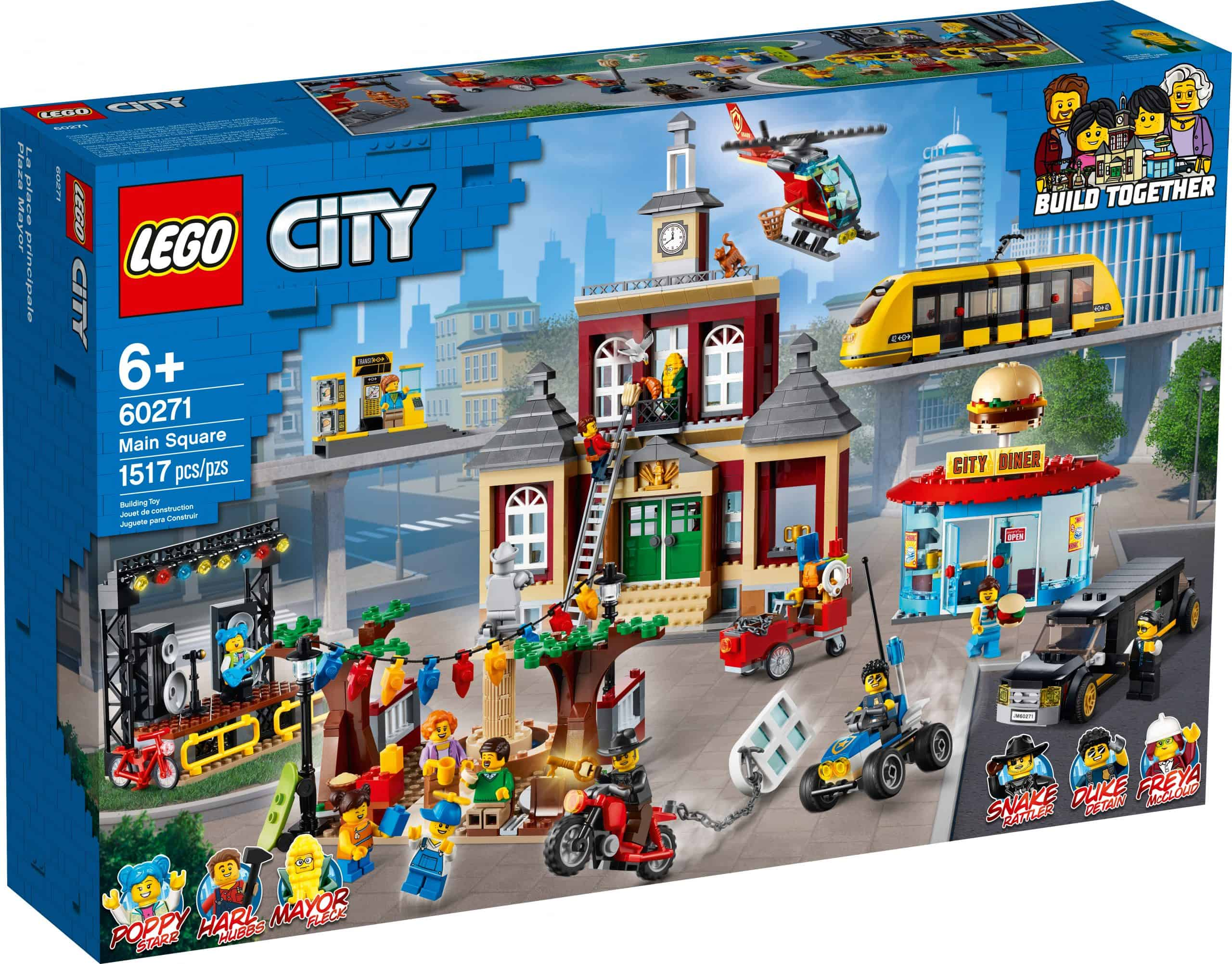 LEGO 60271 Main Square