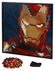LEGO Marvel Studios Iron Man 31199