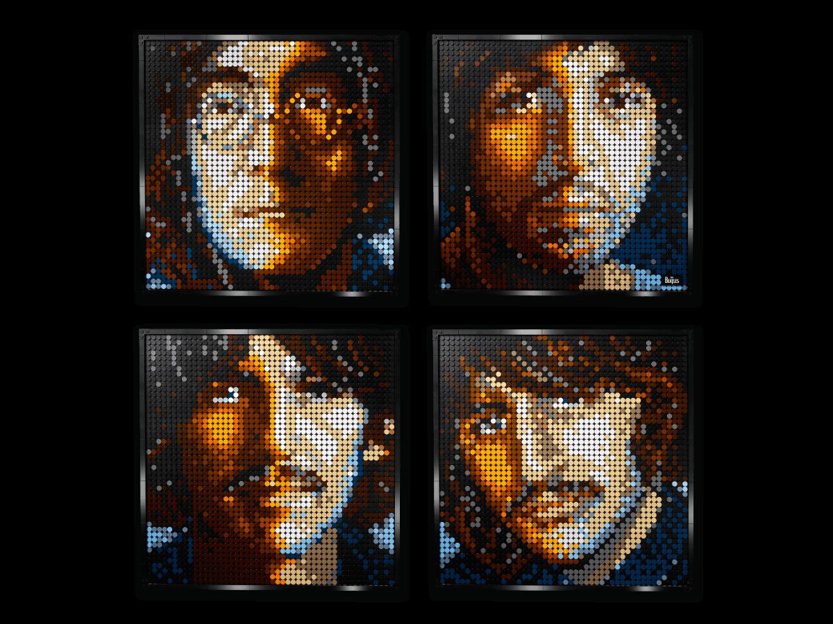 LEGO The Beatles 31198