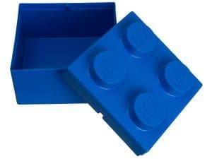 lego 2x2 blauwe opslagsteen 853235