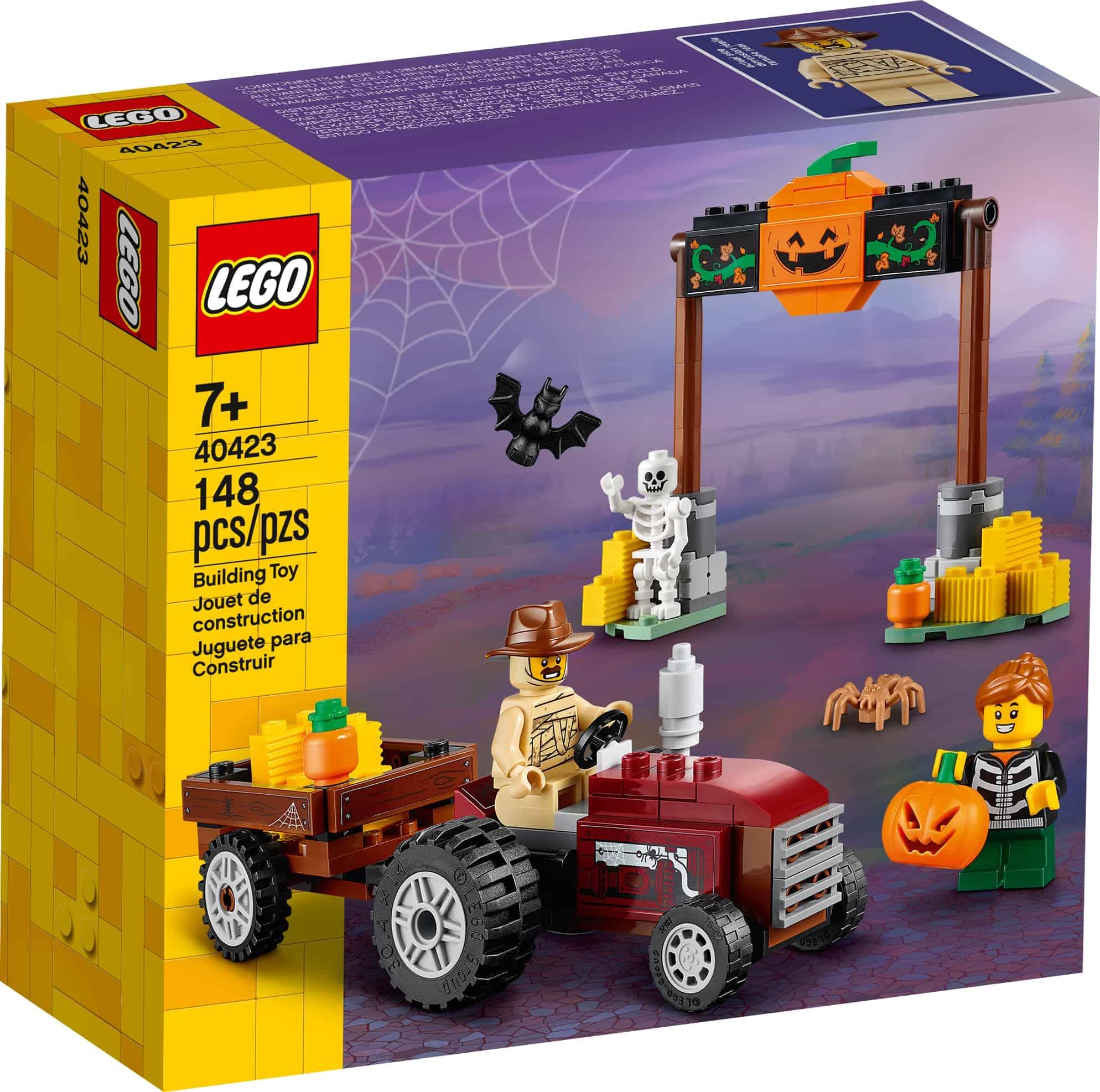 LEGO 40423 Halloween wagentocht